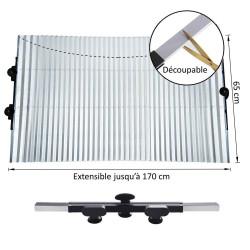 Pare-soleil accordéon