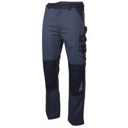 Pantalon Travail LMA Gris/Noir