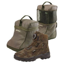 Chaussures Labrador Boa Camouflage Chiruca + sac à chaussures