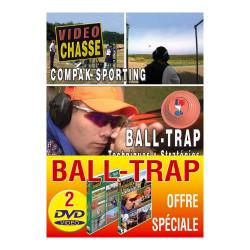 Set di 2 DVD: Trappola a sfera