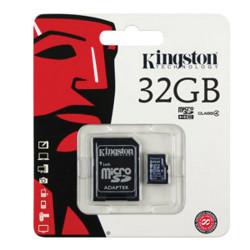 Scheda Kingston 32G MicroSD