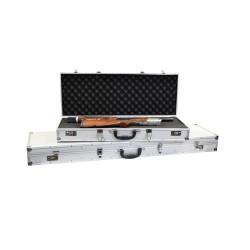 Custodie in alluminio per fucile e moschettone