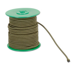 Bobina elastica 25 Metri Diametro 4 mm