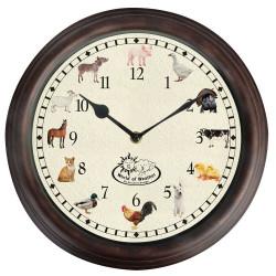 L'orologio suona gli animali della fattoria