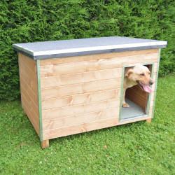 Casa per cani in legno