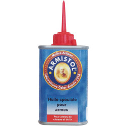 Lattina di olio di armistolo