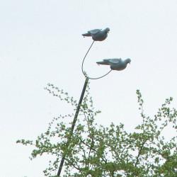 Pezzo finale supplementare per un albero di piccione