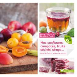 Le mie marmellate, frutta in umido, frutta secca, sciroppo