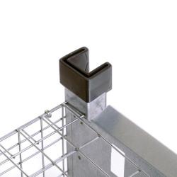Clip per le malghe e le gabbie