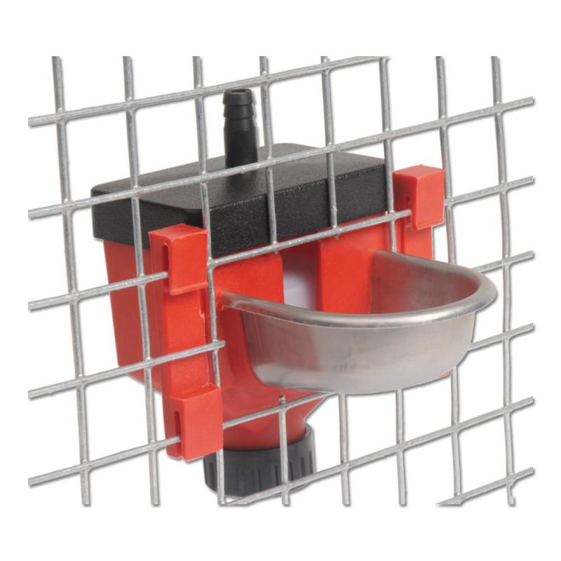 Abbeveratoio automatico in acciaio inox