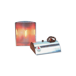 Riscaldatore radiante a infrarossi CALDO BELLO