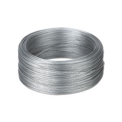 Fune metallica in acciaio zincato