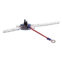 Connessione cavo di collegamento al palo