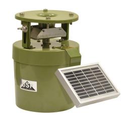 Pannello solare per alimentatore intelligente