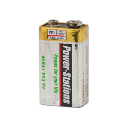 Batteria 6LR61 - 9V
