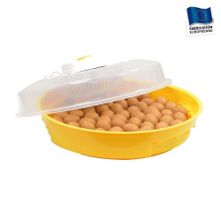 Incubatrice manuale 70 uova di galline ( Puisor IO-102 TH )