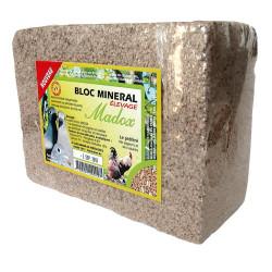 Blocco minerale Madox per pollame