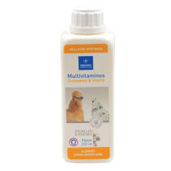 Multi vitamine per pollame e piccioni 200 ml
