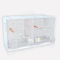 Lotto di 3 gabbie da riproduzione