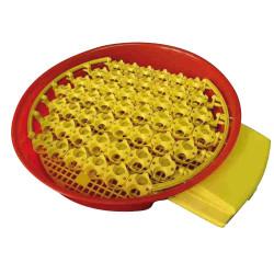 Adattatori per uova di quaglia