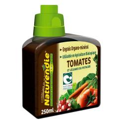 Concime pomodori e ortaggi da giardino 250 ml