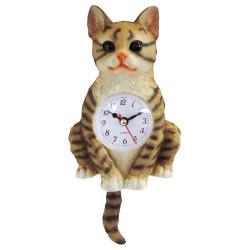 Orologio per gatti