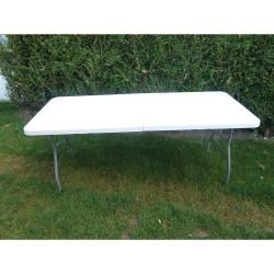 Tavolo pieghevole per esterni