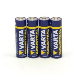 4 batterie AA LR6