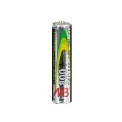 4 batterie ricaricabili LR3