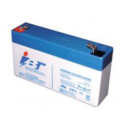 Batteria 6V / 1.2AH