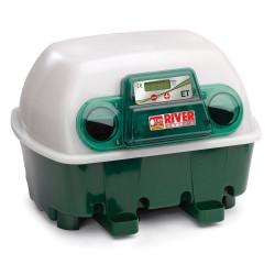 Incubatrice semiautomatica 12 uova galline -River System Egg Tech 12