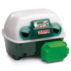 Incubatore automatico River Systems Egg Tech 12