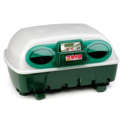 Incubatore semiautomatico 24 Uova-River Sistemi Eggs-River Egg Tech 24