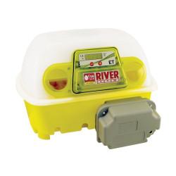 River Systems Biomaster Egg Tech 12 Incubatore automatico 12 Uova