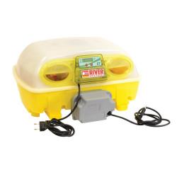 Incubatore automatico a incubatore di River Systems Biomaster Egg Tech 24