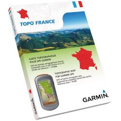 Mappa topografica per Garmin® GPS