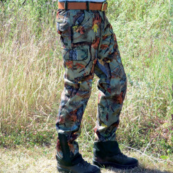 Skintane Optimum® Ghost Camo Forest Hunting Pants