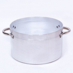 Pentole per brasatura in alluminio