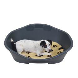Cestino per cani in plastica misura M
