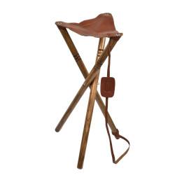 Sedile guida in legno 80cm