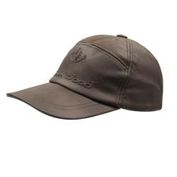 Cappellino da caccia in pelle TeamWood®