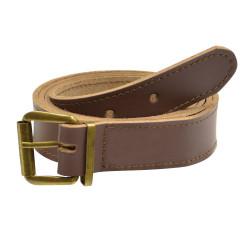 Cintura in pelle 2,8 x 110cm