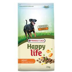 Happy Life Manutenzione Cibo per cani 15kg